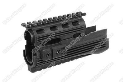 Airsoft AK47 AEG Polymer RIS Rail Handguard Tactical Kit - Tactical AK