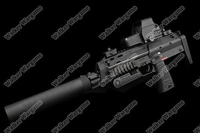 STAR Silencer Full Auto Tracer Unit For - Airsoft GBB KWA Mp7