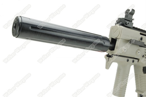 STAR Silencer Full Auto Tracer Unit For - Airsoft GBB KWA Kriss Vector