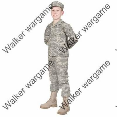 Children Kids Full Set Camo Uniform - US Army Marpat ACU Digital Camo