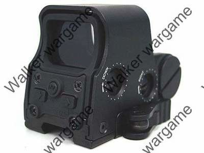 Tactical 556 Type Red/Green Reflex Dot Sight