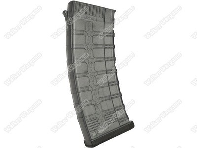 G&G AK RK 74 Mid Cap Magazine 115 Rounds - Tainted