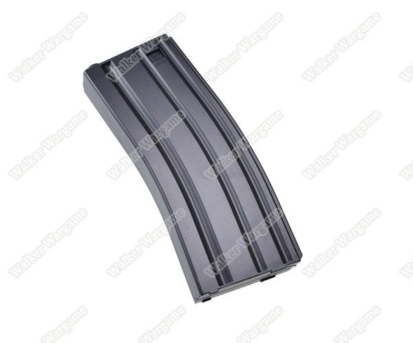 G&G Airsoft M4 AEG 125rd Metal Mid Capacity Magazine Midcap Mag - Black