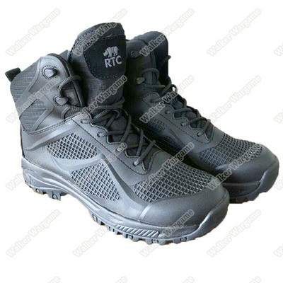 527 RTC Tactical Combat Boots - Black