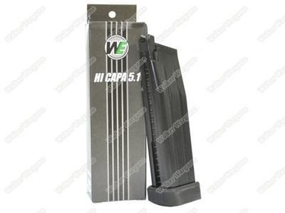WE HiCapa 5.1  Magazine - (28 + 1) Round Magazine