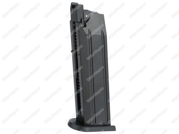 ICS 24 Round Magazine for ICS BLE Alpha Gas Blowback Airsoft Pistol