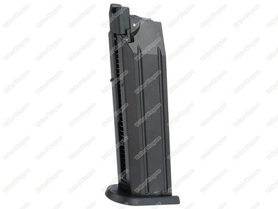 ICS 24 Round Magazine for ICS BLE Alpha Gas Blowback Airsoft Pistol