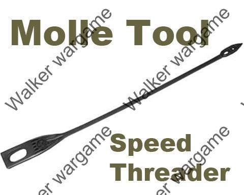 Speed Threader for PALS / MOLLE Systems/ Molle Tools
