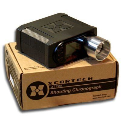 XCortech x3200 Airsoft BB And Paintball Shooting Chronograph