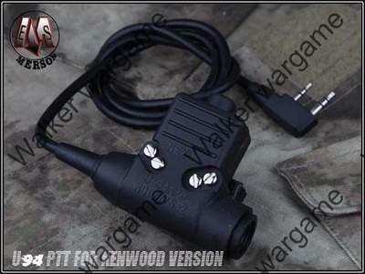 PTT (Push To Talk) Kenwood 2 Pin - Ex113KD