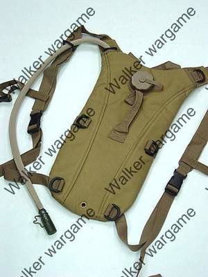Hydration 3L Water Backpack - Coyote Tan
