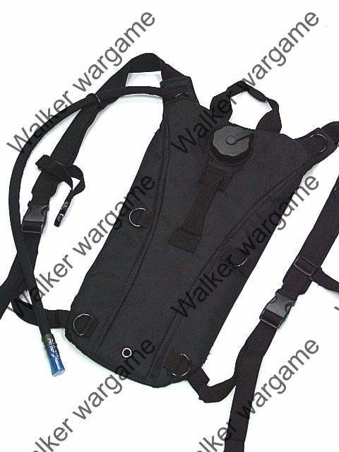 Hydration Water Backpack System Bag - SWAT Black