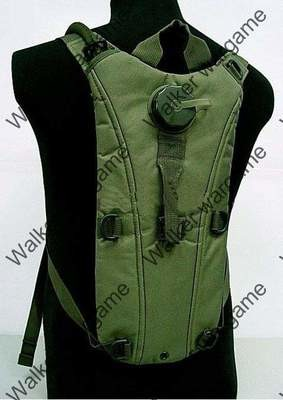Hydration 3L Water Backpack - OD Green
