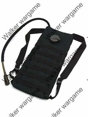 3L Hydration Water Molle Backpack -SWAT Black