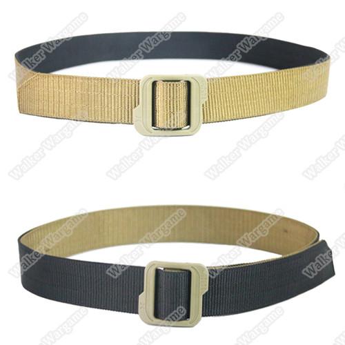 Black And Tan Double Duty TDU Tactical Duty Belt