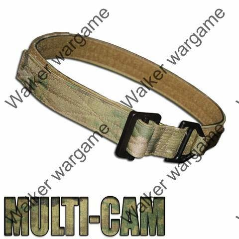 Tactical Belt CQB/Emergency Rescue Rigger -Multi Camo