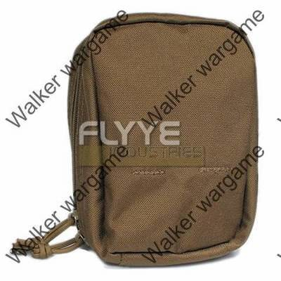 Flyye Molle Medic First Aid Pouch Bag - CB