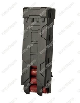 EX0405 Tactical 10rds Shotgun Shell Holder Molle Polymer Shotgun Shell Carrier