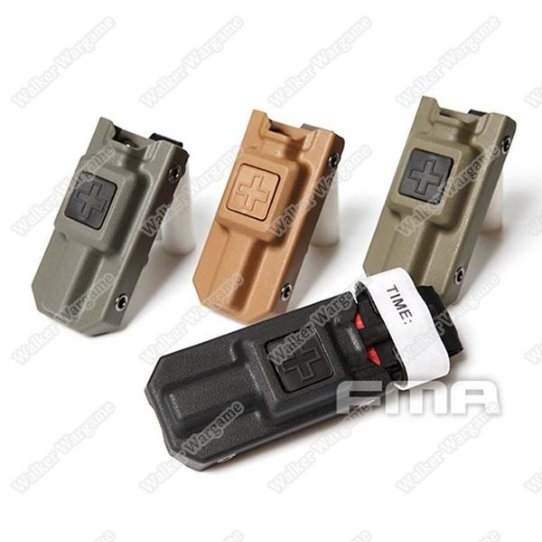 FMA Application CAT Tourniquet Carrier Molle Holster