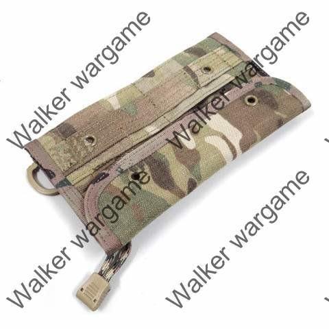 1000D nylon Top Qulity Tactical Camo Wallet