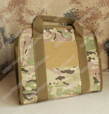 Special order, Patch Collection Bag Book With Velcro - US Special Force Multicam