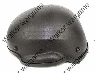 US ARMY MICH 2002 Replica Helmet - Black