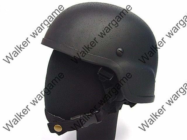 US ARMY MICH 2000 Replica Helmet - Black