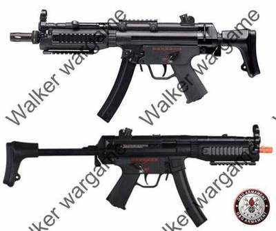 G&G Tactical Mp5 A5 Full Metal Retractable Stock