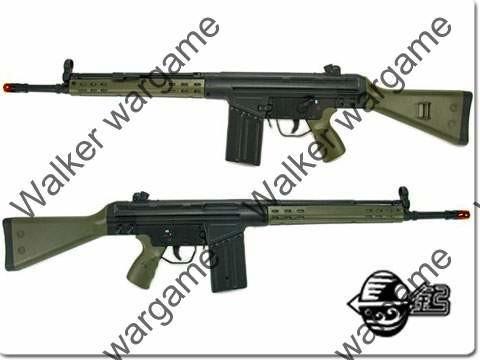 JG HK G3 A3 (T3-K3) LIke SANDF R1 Rifle