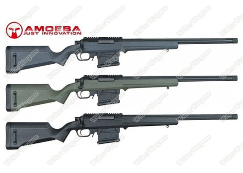 Amoeba (ARES) STRIKER AS01 Spring Power Bolt Action Sniper Airsoft Rifle