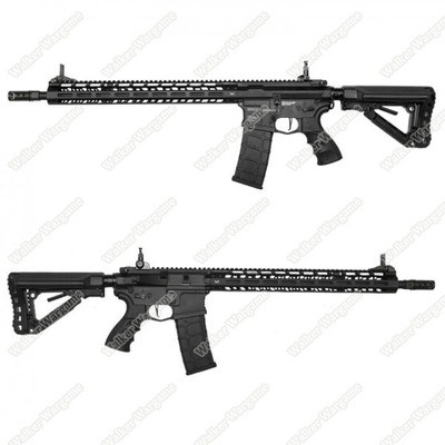 G&G TR16 MBR 556WH AEG Airsoft Rifle - Black (New G2 System,Build In ETU,MOSFET)