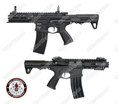 G&G ARP 556 V2 CQB AEG Airsoft Rifle Build In ETU Electronic Trigger Unit - Black