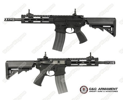 G&G CM16 Raider 2.0 Combat Machine Airsoft Rifle With MLOK System