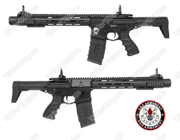 G&G Honey Badger L PDW15-AR Full Metal AEG Rifle Airsoft Rifle