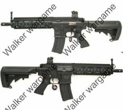 JG HK-416 Metal RIS Rail  Crane Stock- Airsoft Electric Gun AEG (JG-FB6621)