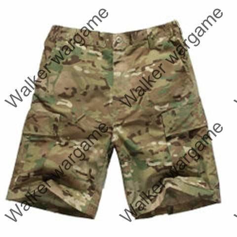 Camo Shorts - Special Forces Multi Camo