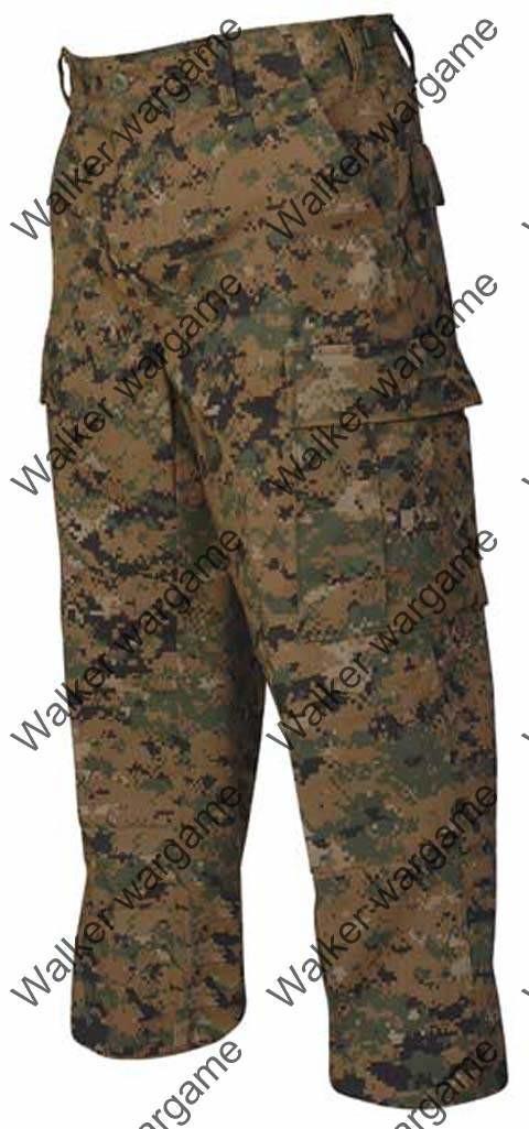 New US Marine Digital Woodland Marpat Camo Pants