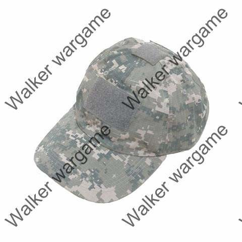 Operator Cap Velcro Flag Blood Patch US Army ACU