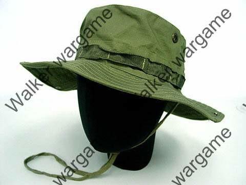 US Army OD Green Boonie Hat Cap