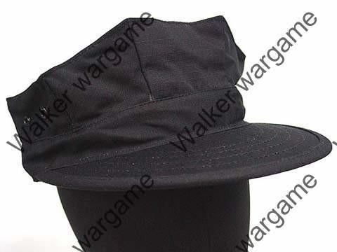 GARRISON Style Patrol Cap - SWAT Black