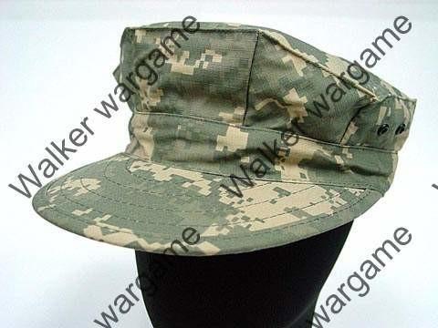 US Army Digital Marpat Camo ACU GARRISON Style Patrol Cap