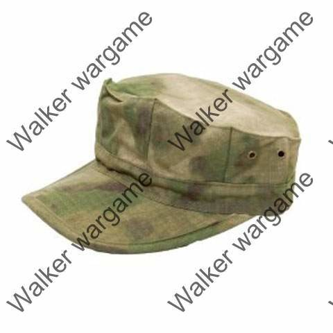 GARRISON Style Patrol Cap - US Special Force A-Tacs FG