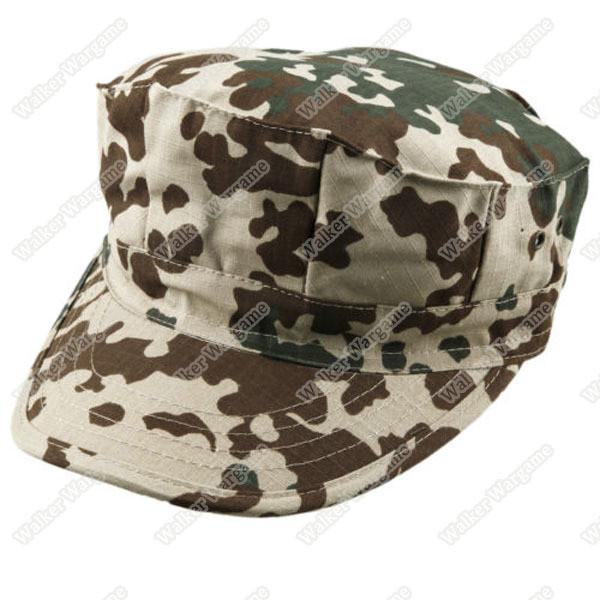 German Army Flecktarn Desert Camo - Patrol Cap