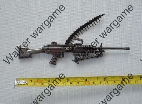 Miniature Gun - M249 SAW Machine Gun