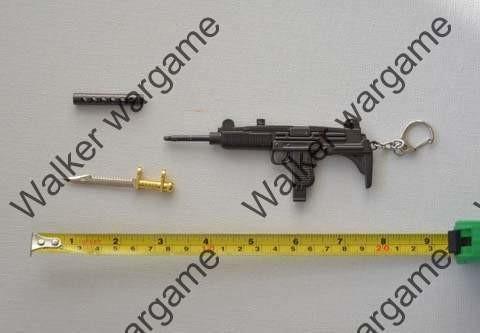 Miniature Gun - UZI Submachine Gun