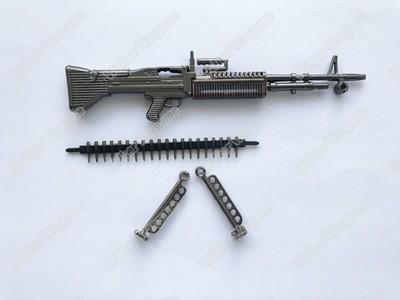 Miniature Gun - M60 Machine Gun