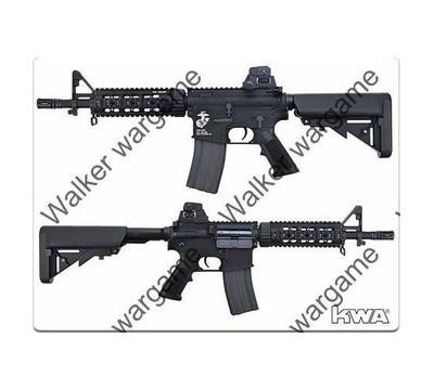 KWA M4 CQB RIS Rail SR7 Full Metal AEG Airsoft Gun
