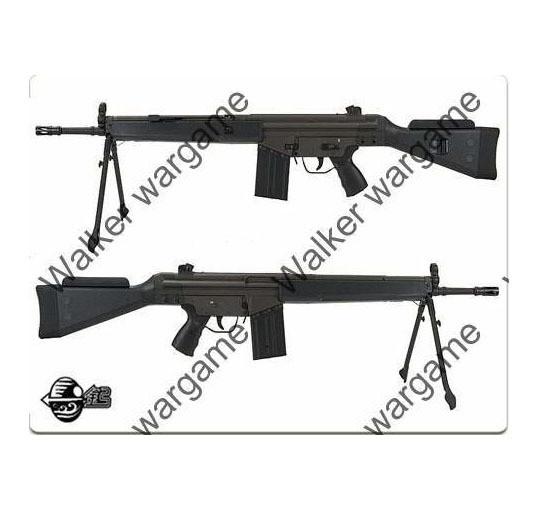 JG HK G3 SG1 (T3-K1) With Bipod - AEG (JG-098)