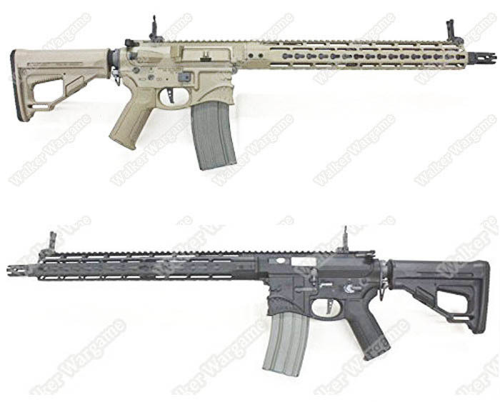 ARES Sharps Bros Hellbreaker M4 15 Incl Airsoft Rifle AEG