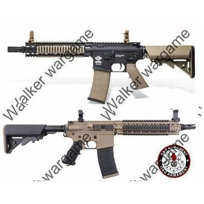 G&G Combat Machine CM18 MOD1 Tactical M4 RIS Rifle AEG
